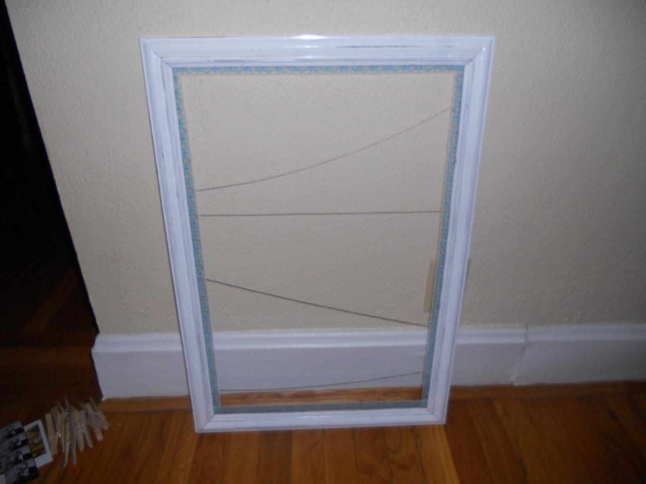 frame with trim