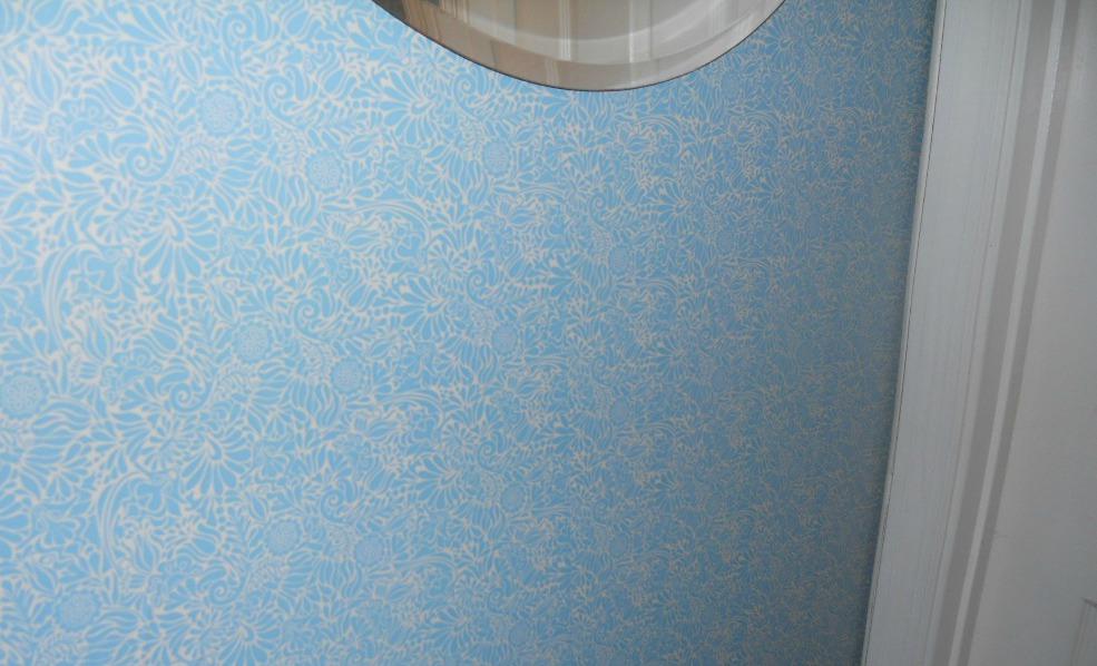 contact wallpaper hallway 5