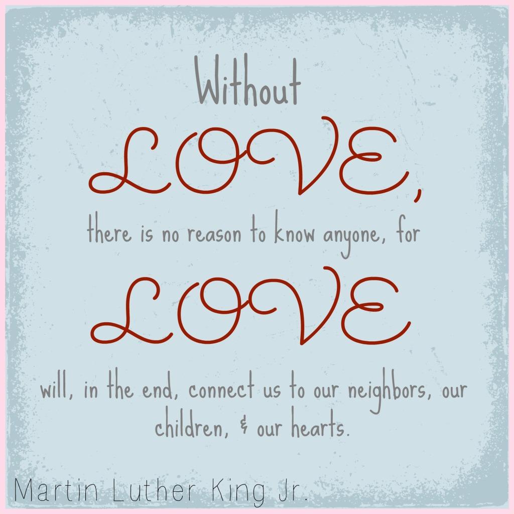 MLK quote